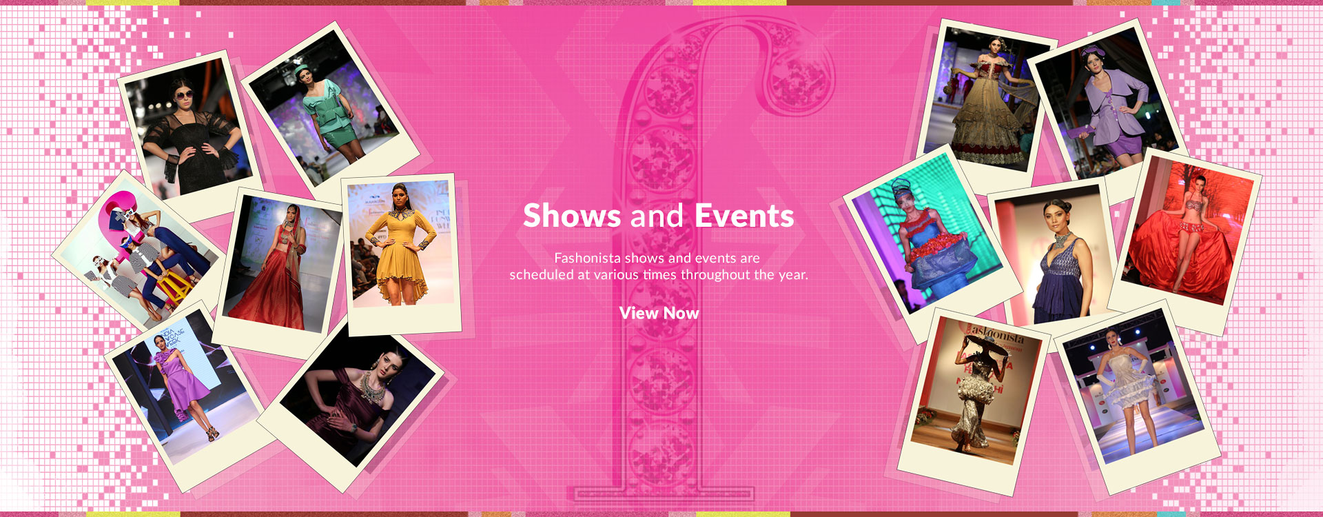 Fashionista Show Events