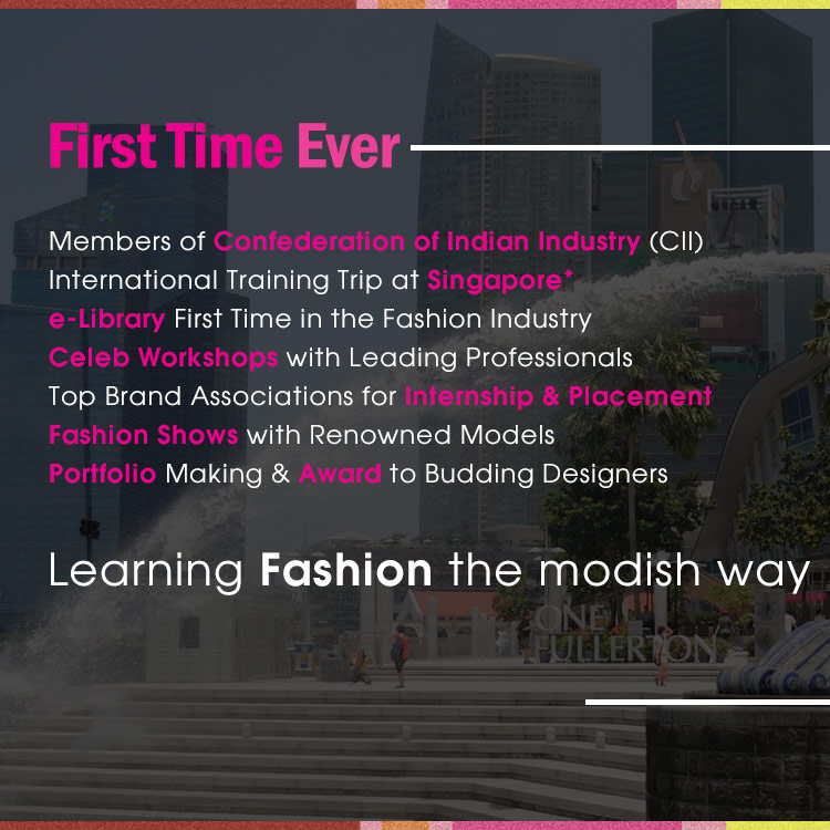 Best Institute For Fashion Interior Textile Design Courses In South Delhi India