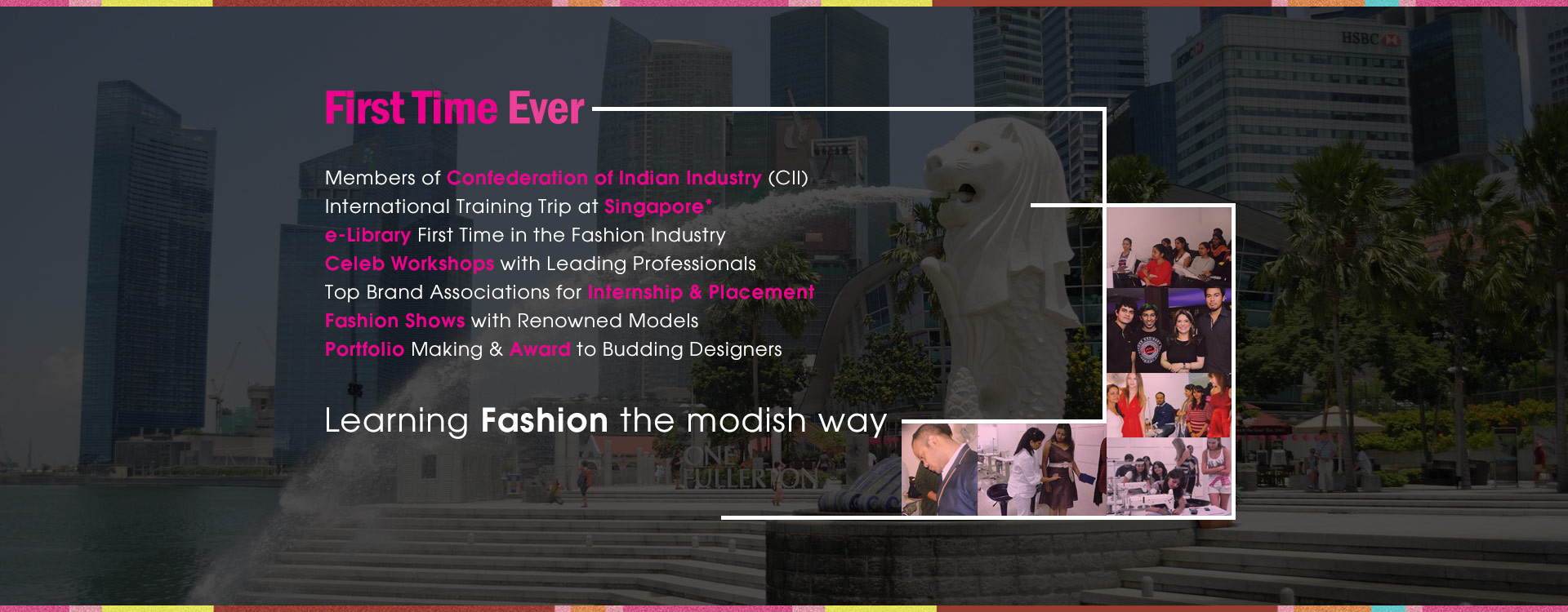 Fashionista - The School of Fashion Technology