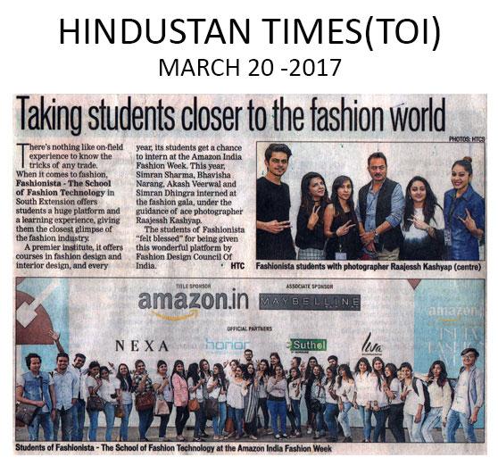 Our Press Articles Fashionista School